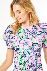 Lilly Pulitzer Anabella T-Shirt Dress - Front full body