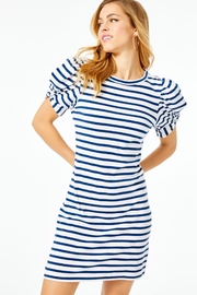 Lilly Pulitzer Anabella T-Shirt Dress - Front cropped