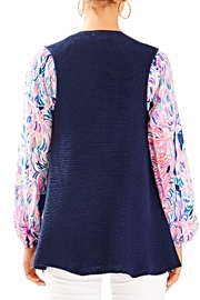 Lilly Pulitzer Andella Sweater Vest - Front full body