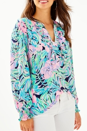 Lilly Pulitzer Angelika Top - Product Mini Image