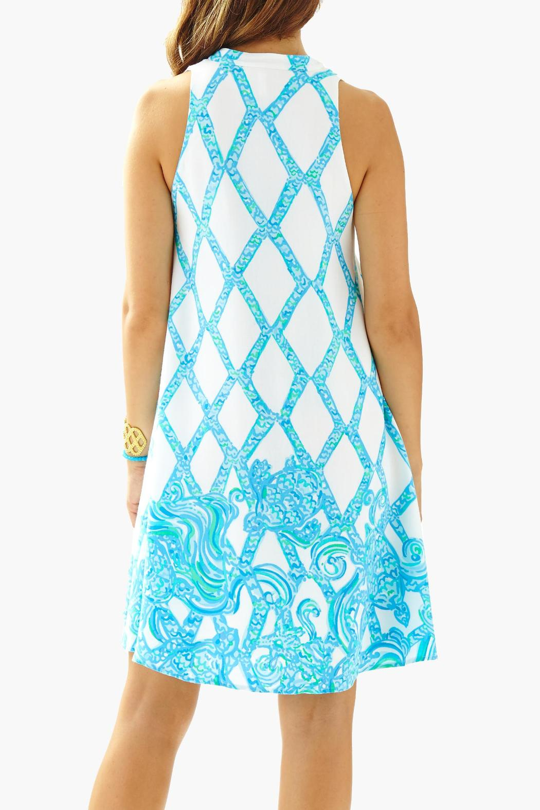 Lilly Pulitzer Anne Trapeze Dress from Sandestin Golf and Beach ...