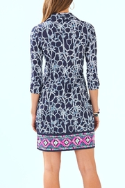 Lilly Pulitzer Ansley Polo Dress - Front full body