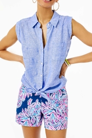 Lilly Pulitzer Arabeth Stretch Short - Product Mini Image