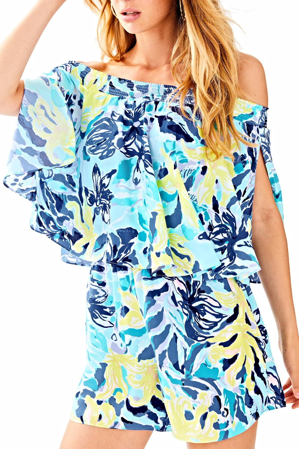 Lilly Pulitzer Arbelle Romper - Main Image