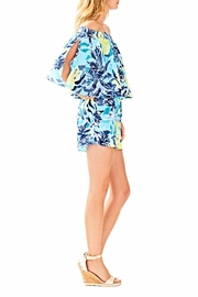 Lilly Pulitzer Arbelle Romper - Side cropped