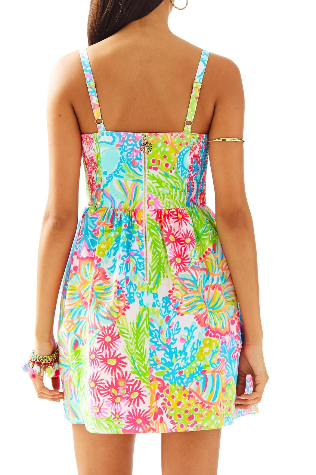 Lilly Pulitzer Ardleigh Sundress Front Full