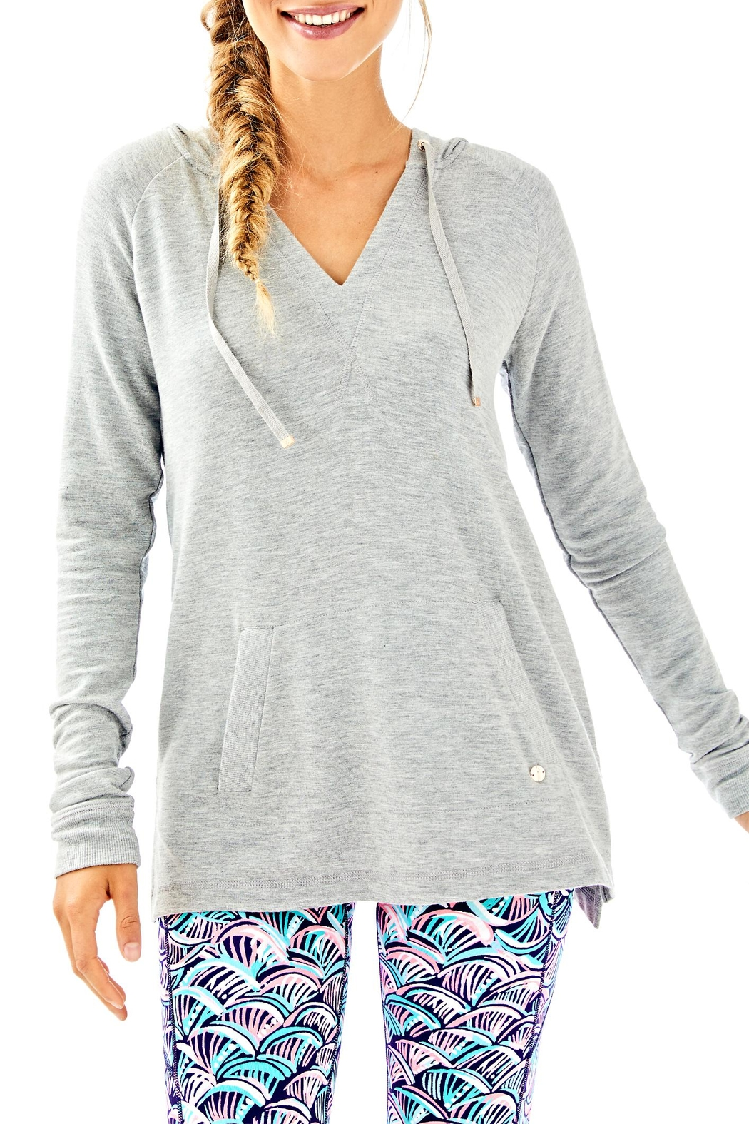 Lilly Pulitzer Arin Lounge Popover - Main Image