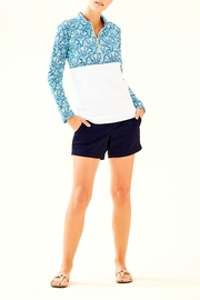 Lilly Pulitzer Asher Popover - Product Mini Image