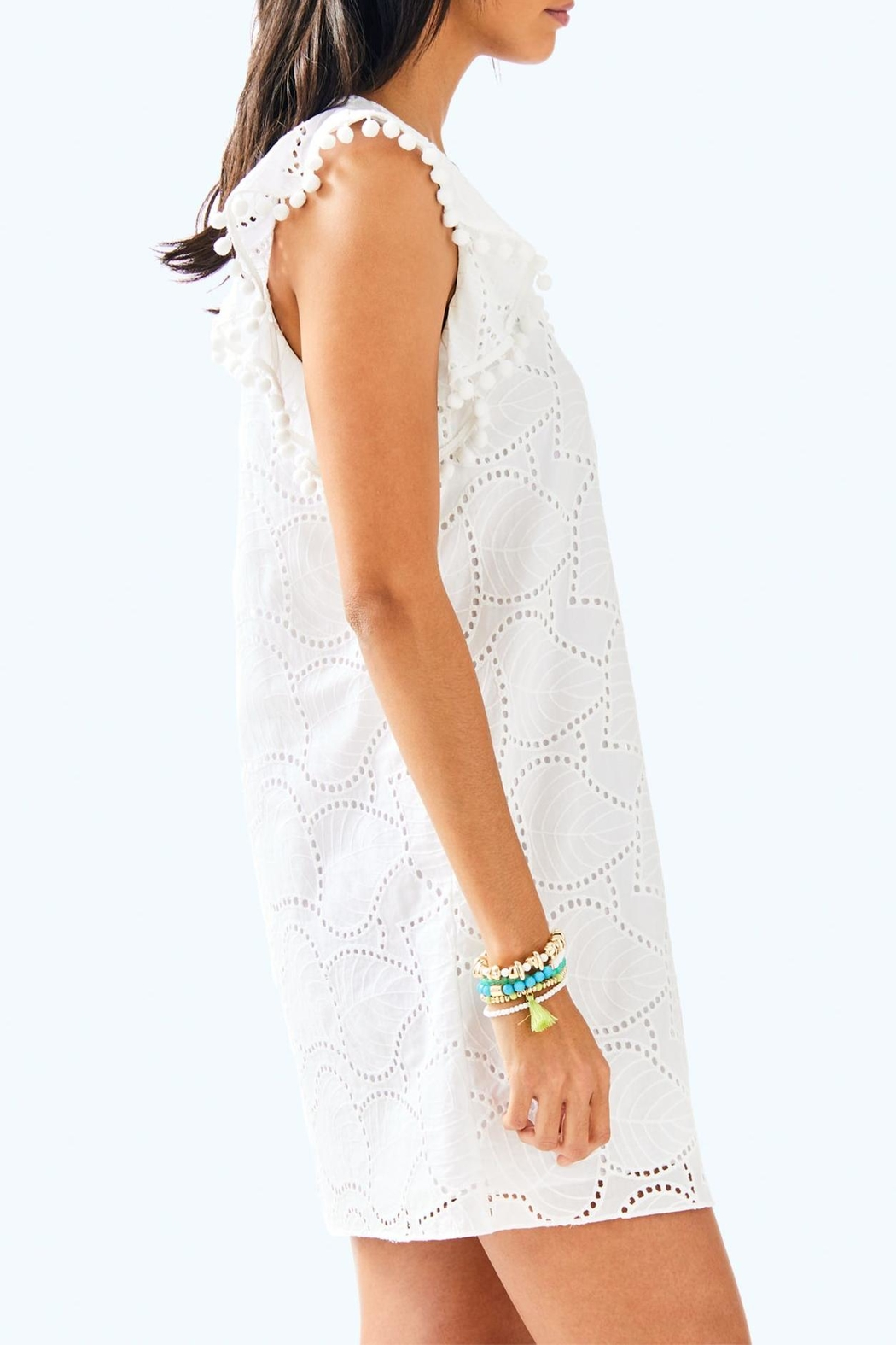 Lilly Pulitzer Astara Dress - Side Cropped Image