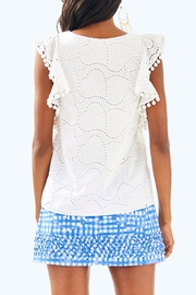Lilly Pulitzer Astara Top - Front full body