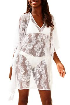 Lilly Pulitzer Atlin Lace Caftan - Product List Image