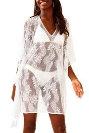 Lilly Pulitzer Atlin Lace Caftan - Product Mini Image