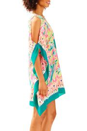 Lilly Pulitzer Atlin Silk Caftan - Side cropped