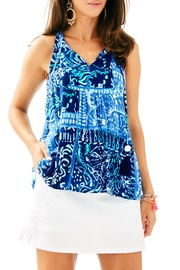 Lilly Pulitzer Avery Top - Product Mini Image
