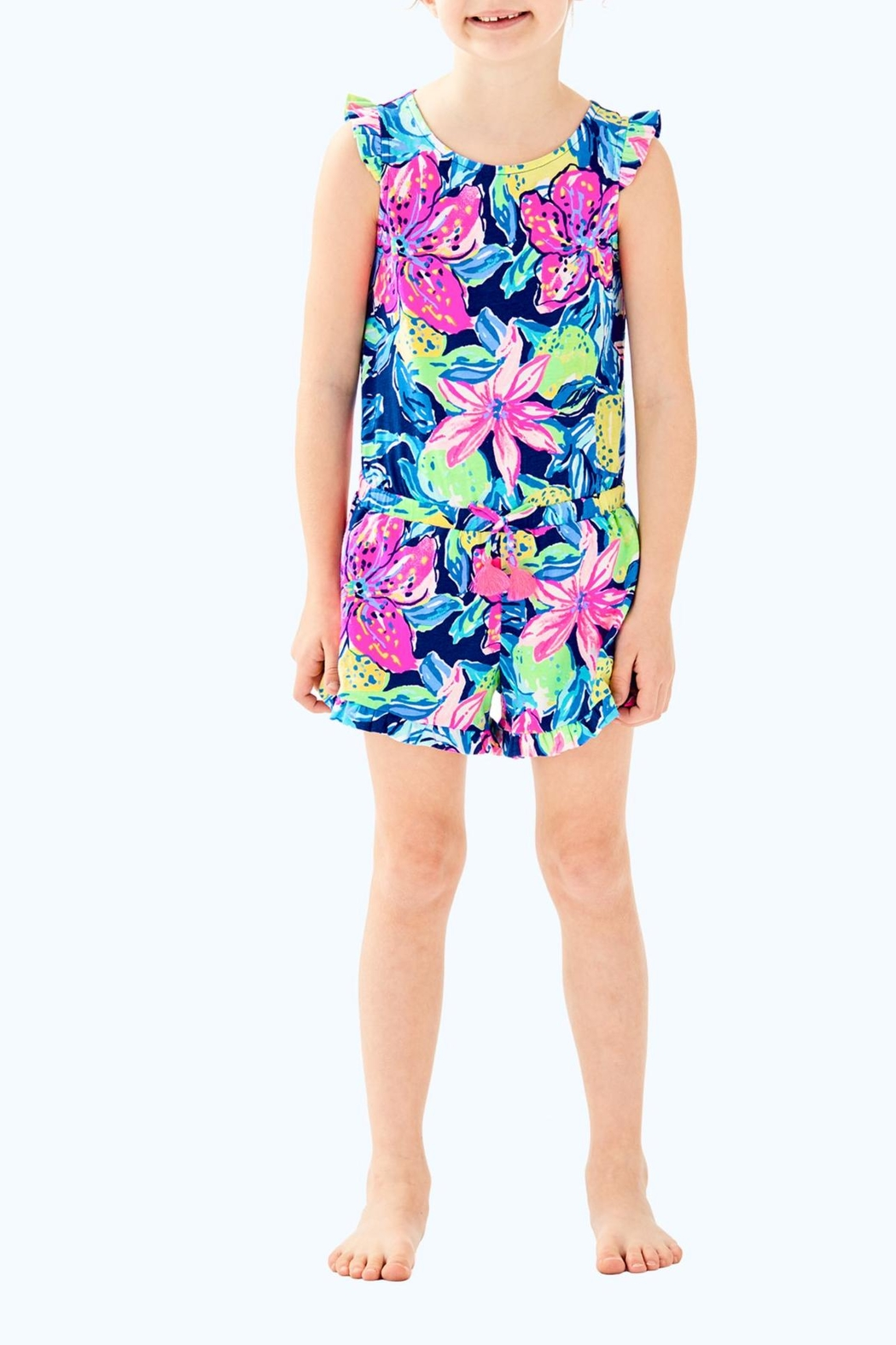 Lilly Pulitzer Azel Romper - Main Image