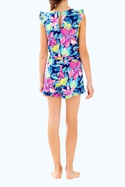Lilly Pulitzer Azel Romper - Back cropped
