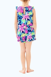 Lilly Pulitzer Azel Romper - Front full body