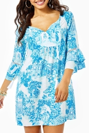 Lilly Pulitzer Azita Tunic Dress - Product Mini Image