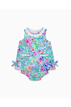 Lilly Pulitzer Baby-Lilly Infant Shift-Dress - Product List Image