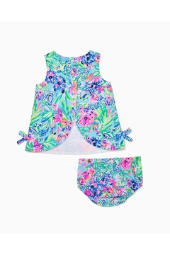 Lilly Pulitzer Baby-Lilly Infant Shift-Dress - Alternate List Image