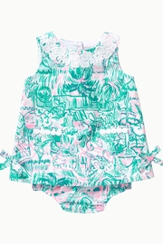 Lilly Pulitzer Baby Lilly Shift - Front cropped