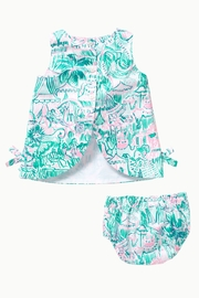 Lilly Pulitzer Baby Lilly Shift - Side cropped