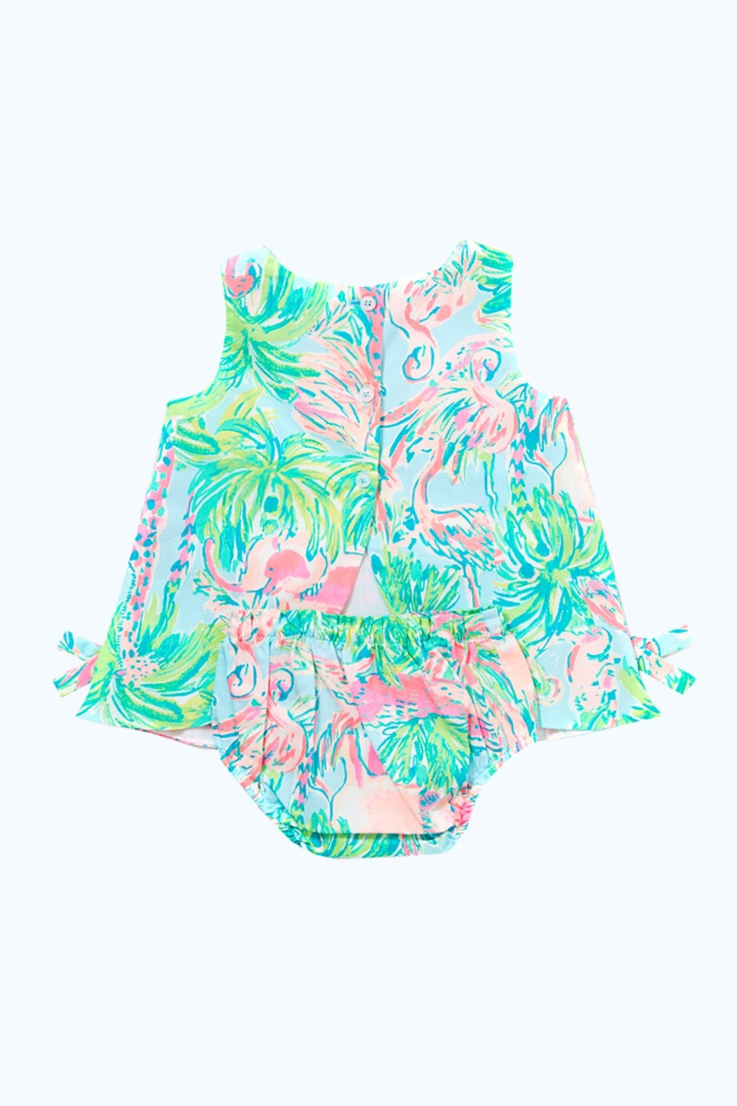 Lilly Pulitzer Baby Lilly Shift - Front Full Image