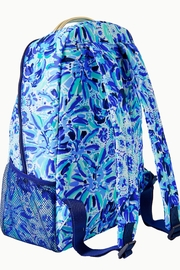 Lilly Pulitzer Bahia Backpack - Front full body