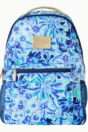 Lilly Pulitzer Bahia Backpack - Product Mini Image