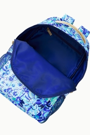 Lilly Pulitzer Bahia Backpack - Side cropped