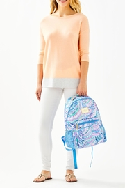 Lilly Pulitzer Bahia Backpack - Back cropped