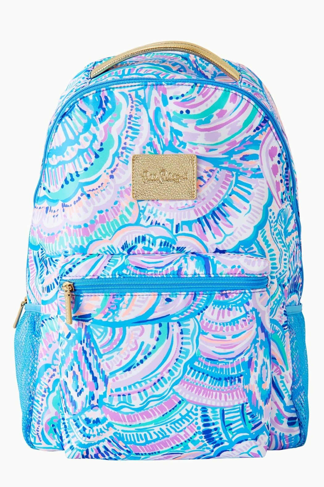 Lilly Pulitzer Bahia Backpack - Front Cropped Image