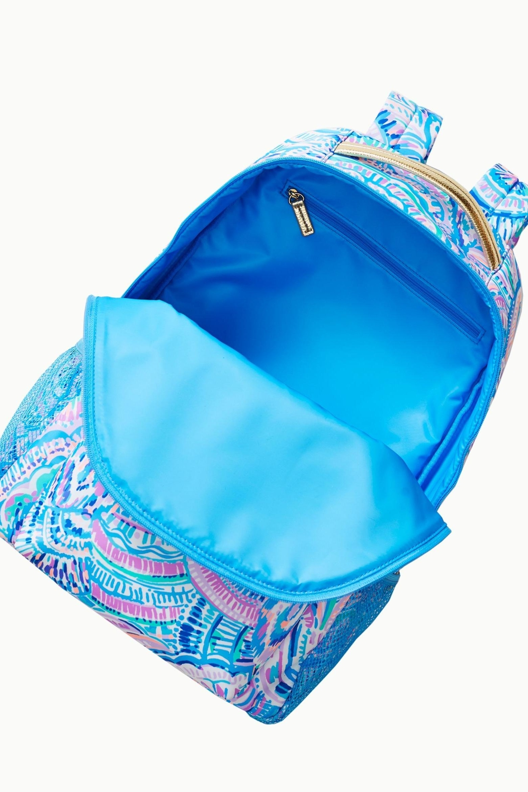 Lilly Pulitzer Bahia Backpack - Side Cropped Image