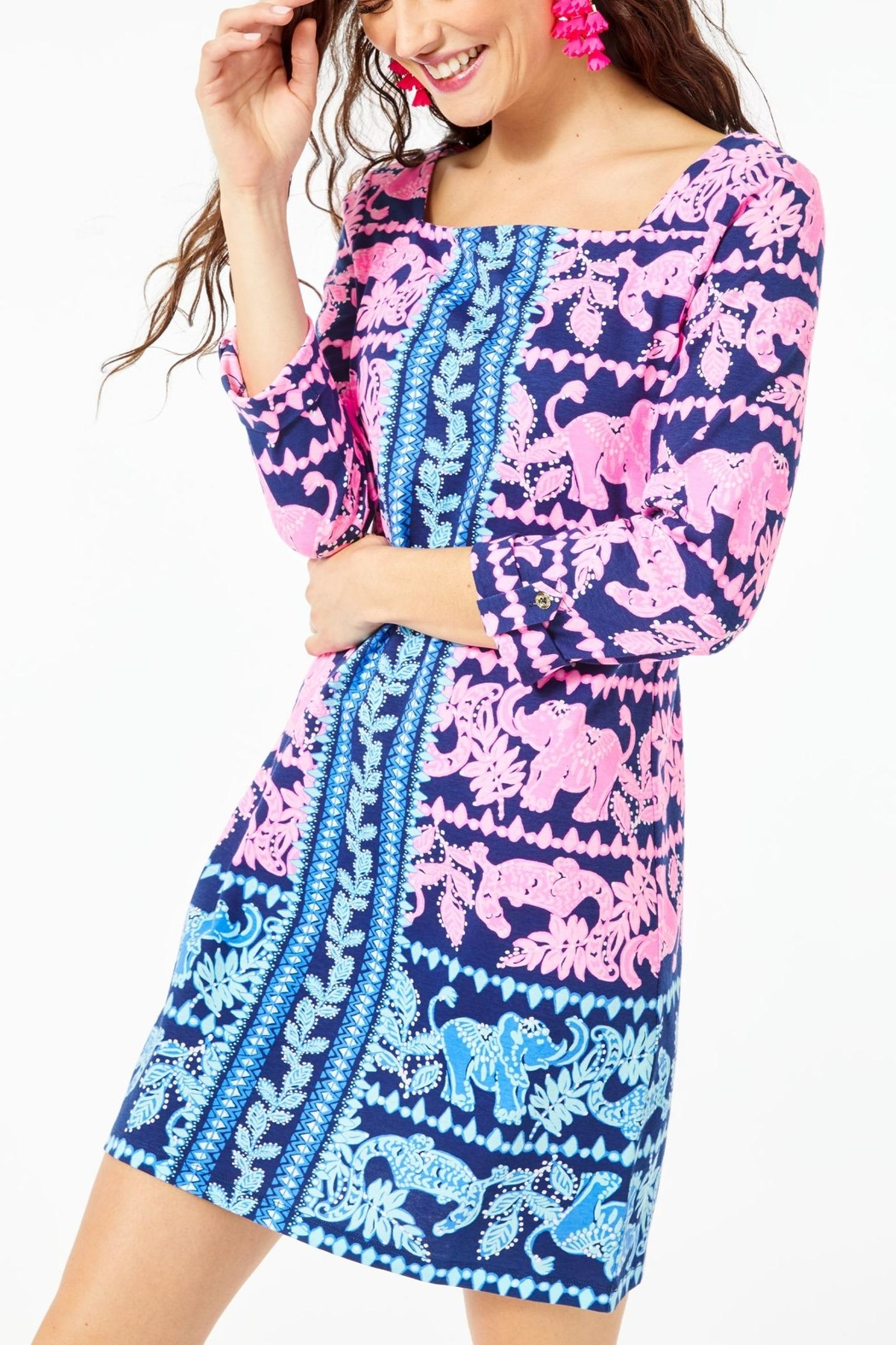 Lilly Pulitzer Bailee Dress - Main Image