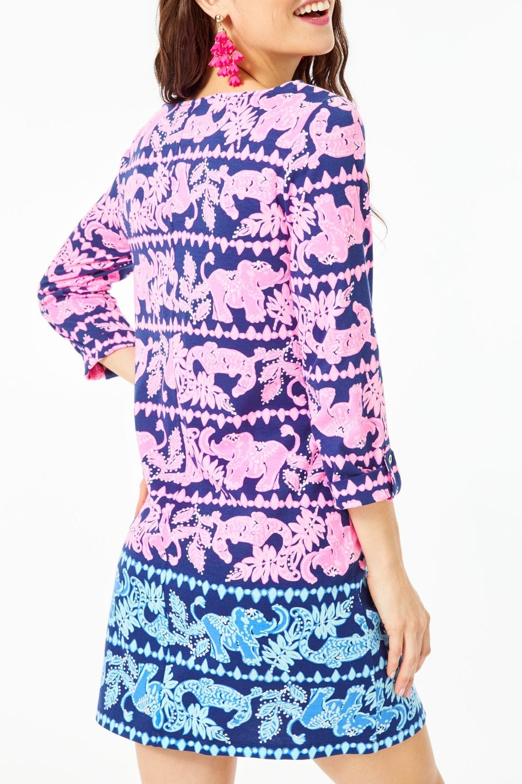 Lilly Pulitzer Bailee Dress - Front Full Image