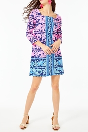 Lilly Pulitzer Bailee Dress - Back cropped