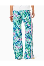 Lilly Pulitzer Bal Habour Palazzo-Pant - Front full body