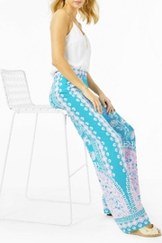 Lilly Pulitzer Bal-Harbour Mid-Rise Palazzo-Pant - Other