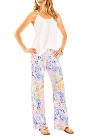 Lilly Pulitzer Bal Harbour Palazzo Pant - Product Mini Image