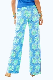 Lilly Pulitzer Bal-Harbour Palazzo Pant - Front full body