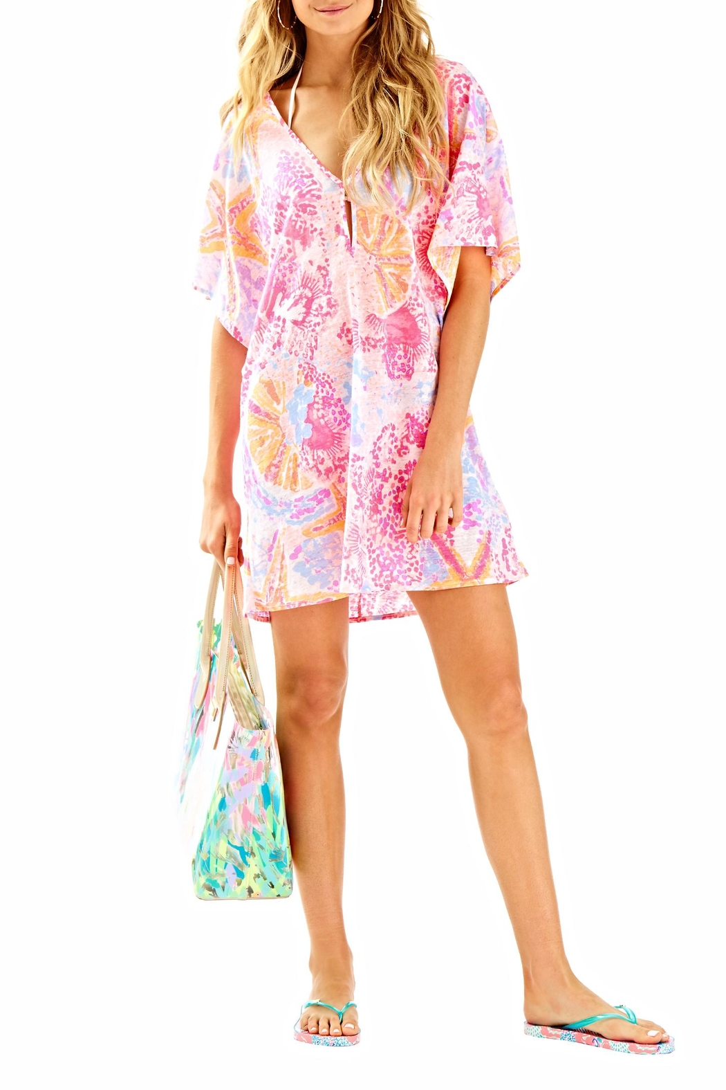 Lilly Pulitzer Balleta Cover Up From Sandestin Golf And Beach Resort