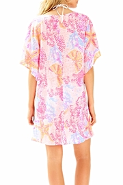 Lilly Pulitzer Balleta Cover Up - Front full body