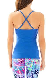 Lilly Pulitzer Bandy Bra Tank - Front full body