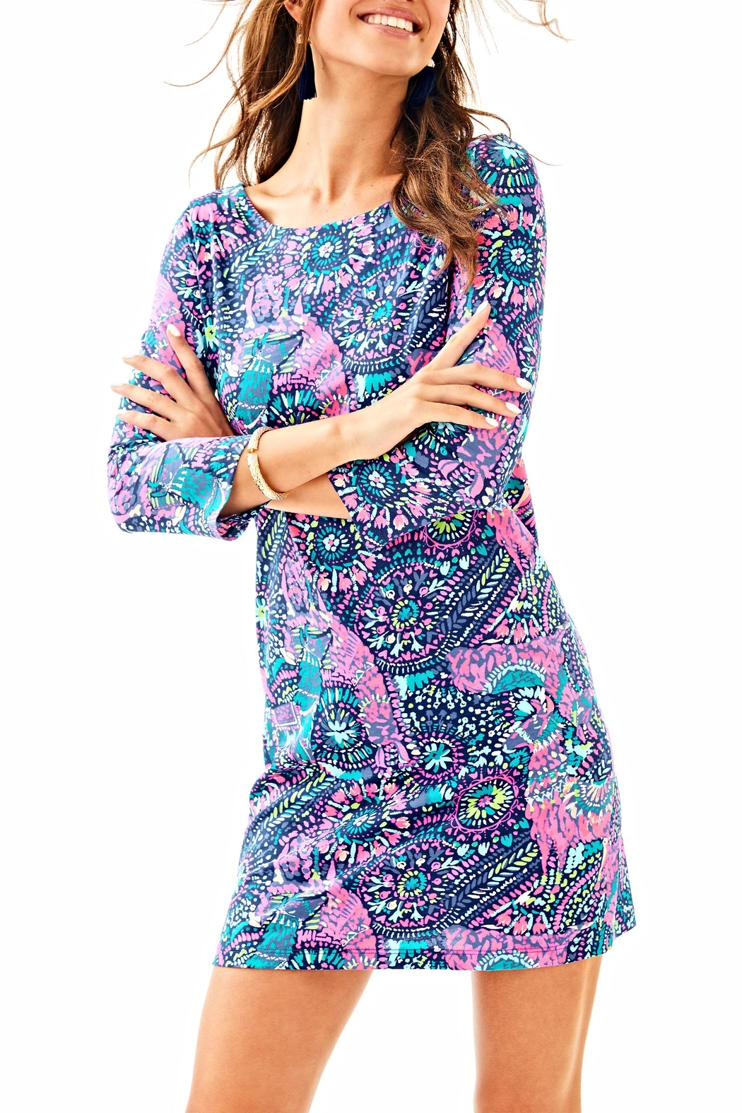 Lilly Pulitzer Bay Dress - Main Image
