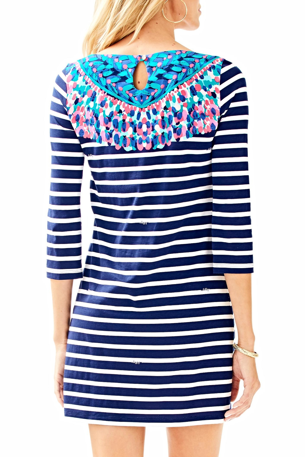 Lilly Pulitzer Bay Dress - Front Full Image