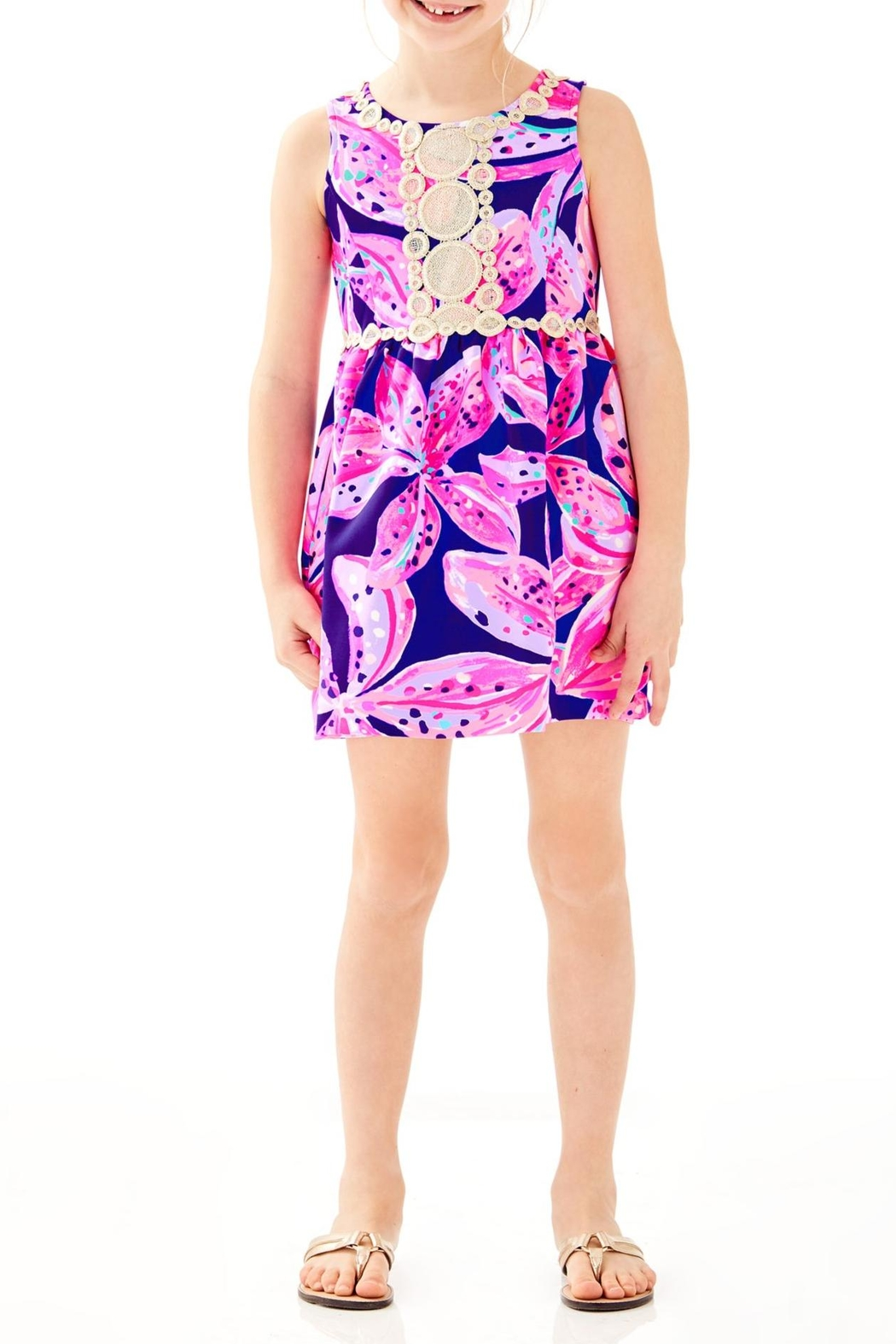 Lilly Pulitzer Baylee Dress - Main Image