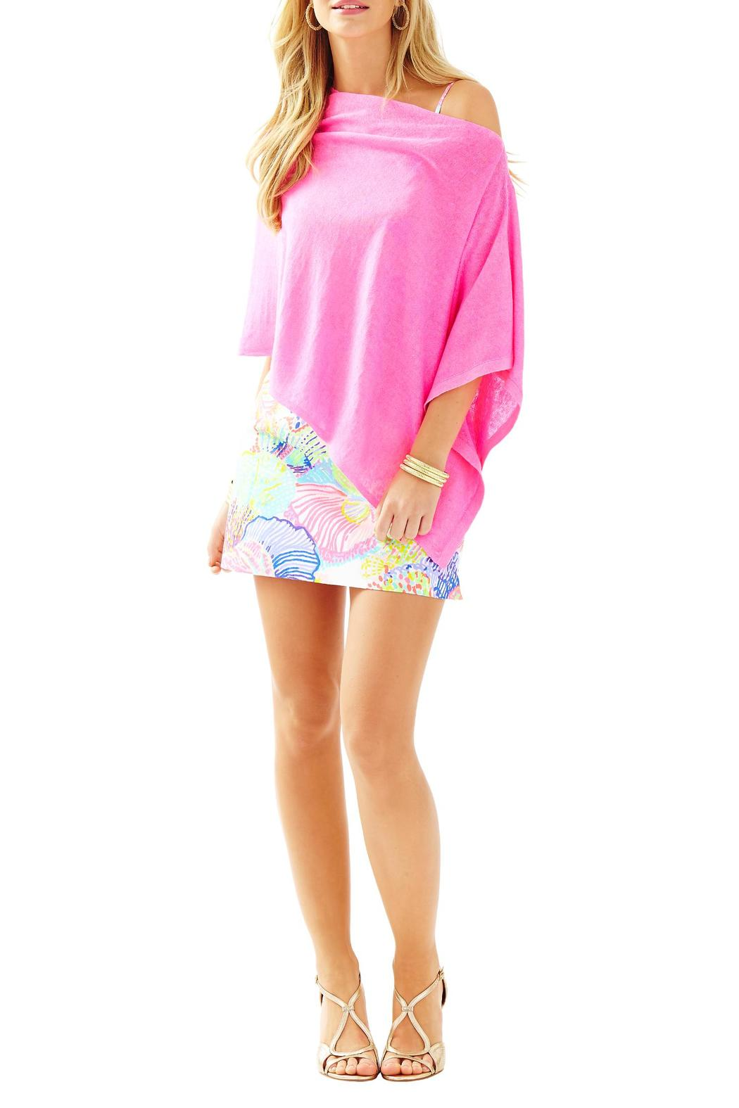 Lilly Pulitzer Bayshore Sweater Wrap from Sandestin Golf and Beach ...