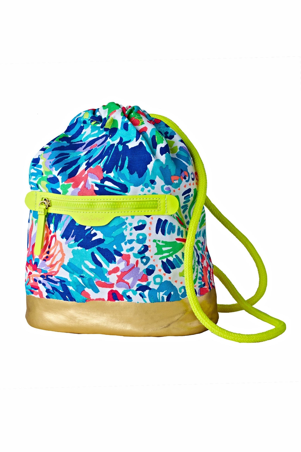 Lilly Pulitzer Beach Backpack - Main Image