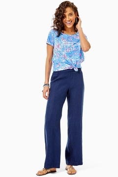Lilly Pulitzer Beach Palazzo Pant - Product List Image