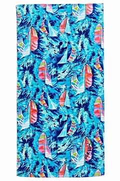 Lilly Pulitzer Beach Towel - Alternate List Image